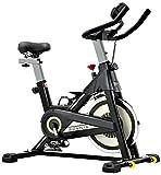 Vélo d'Appartement, SOVNIA Vélo d'exercice, Vélo de Spinning Vélo de Fitness avec support de iPad, écran LCD,...