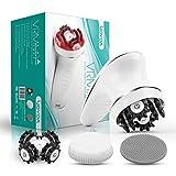 VOYOR Appareil de Massage Anti Cellulite Electrique Massage Cellulite Masseur pour Tete Dos Pied Visage Cervicale avec 3...
