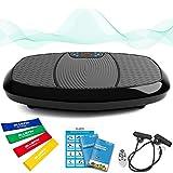 Bluefin Fitness Plateforme Vibrante & Oscillante à Doubles Moteurs 3D   Oscillation, Vibration + Mouvement 3D   Grande...