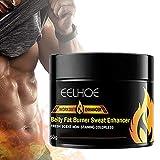 Bestevery 50G Crème de remise en forme brûlant les graisses, crème Tonique Musculaire Anti-Graisse Abdominale, Formes...