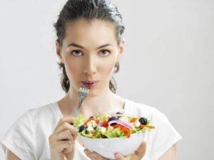 Bien mâcher les aliments