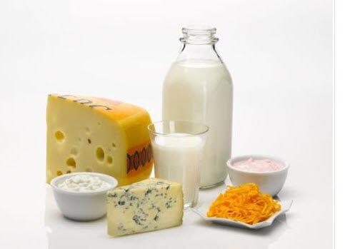 Penser aux produits laitiers
