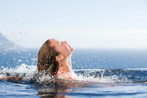 Adopter le bain de mer