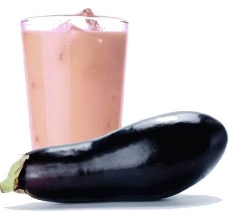 l 39 eau d 39 aubergine pour perdre du ventre. Black Bedroom Furniture Sets. Home Design Ideas
