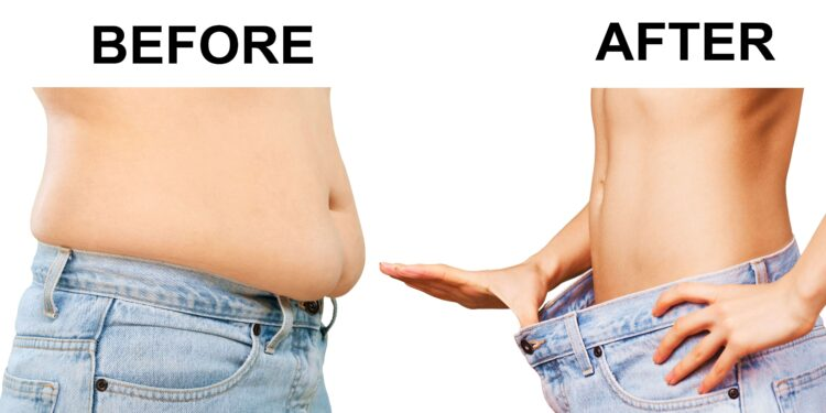 Pour la graisse du ventre perdre