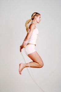 la corde à sauter