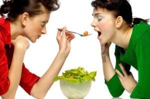 la régulation de notre alimentation