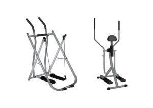 Présentation du vélo elliptique