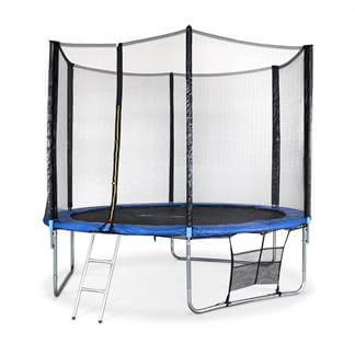 Trampoline adulte good trampoline topflex cm with for Trampoline exterieur decathlon