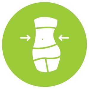 Utilisation de la ceinture abdominale