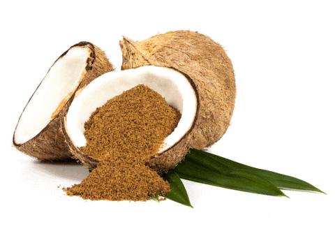 farine à partir du coco