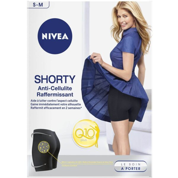 shorty minceur nivea