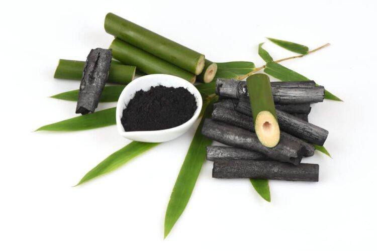 charbon végétal actif détoxifiant naturel