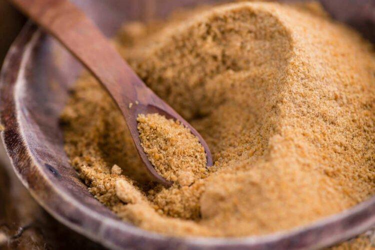 sucre de coco bio naturel