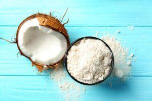 La farine de coco bio