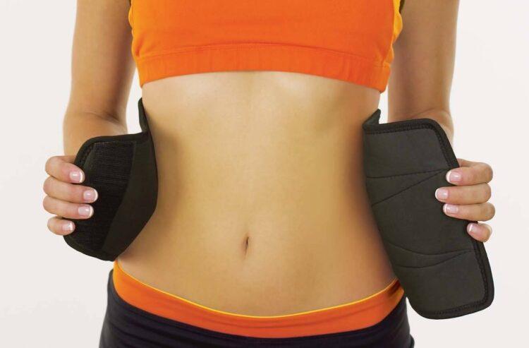 En tant que ceinture, la ceinture de sudation cible en particulier le tour  de taille et produit un effet sauna au niveau de l abdomen. e49c8c04677