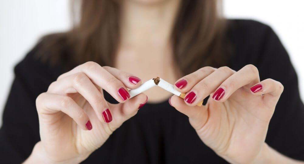 arreter de fumée