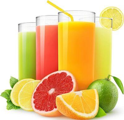 jus minceur aux fruits tropicaux