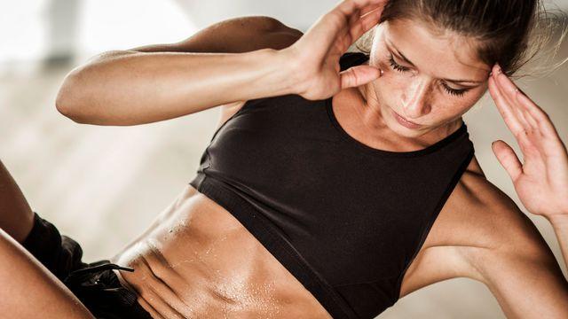 muscles du ventre