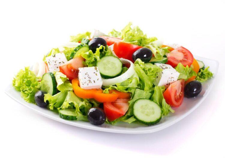 salade crétois