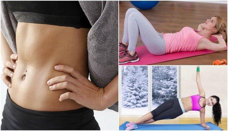 exercices basés sur le ventre
