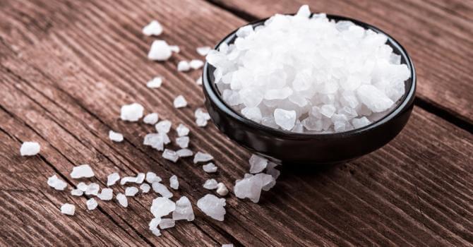 Une cure sans sel