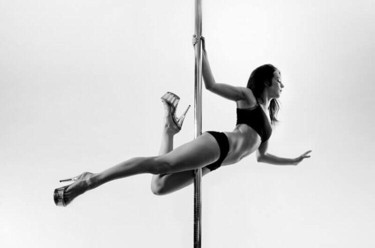 La Pole dance