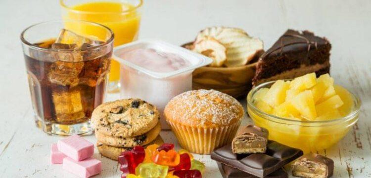 aliments hyper sucrés