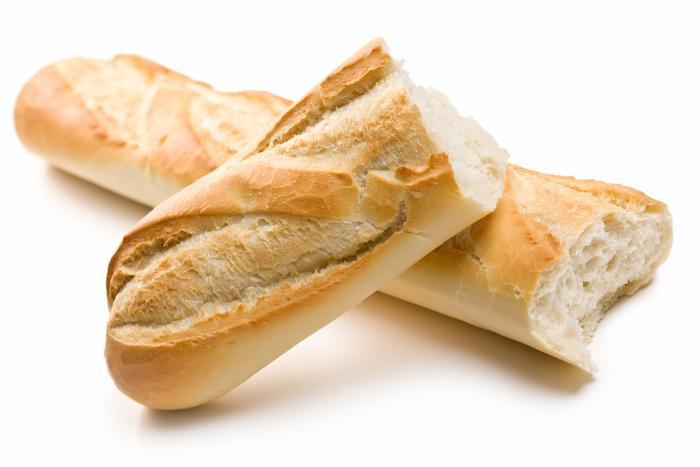 Le pain blanc